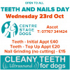 open_to_all_teeth_and_nail_day_poster